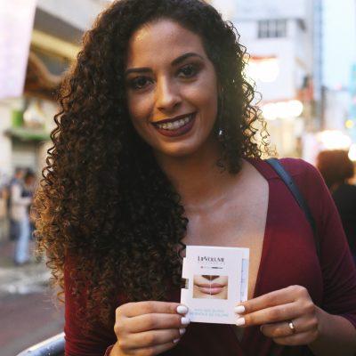 Blogueira Priscila Valim